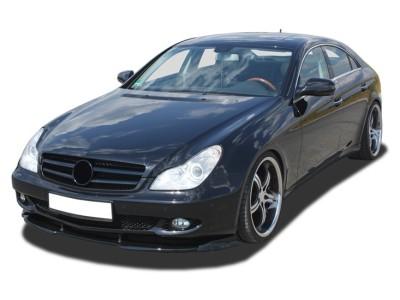 Mercedes CLS W219 Facelift V2 Front Bumper Extension