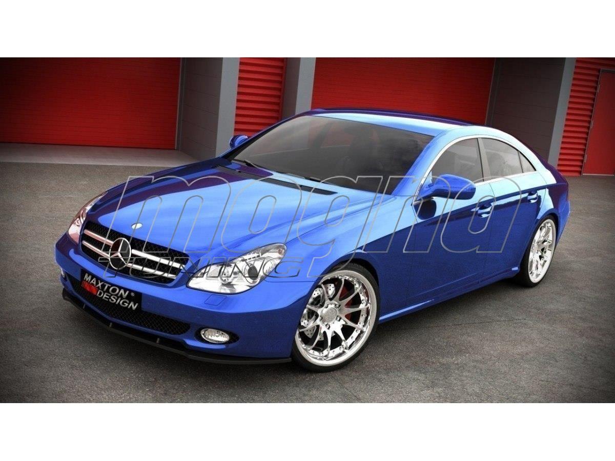 Mercedes Cls Front Bumper