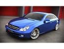 Mercedes CLS W219 MX Front Bumper Extension