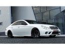 Mercedes CLS W219 Meteor Side Skirts