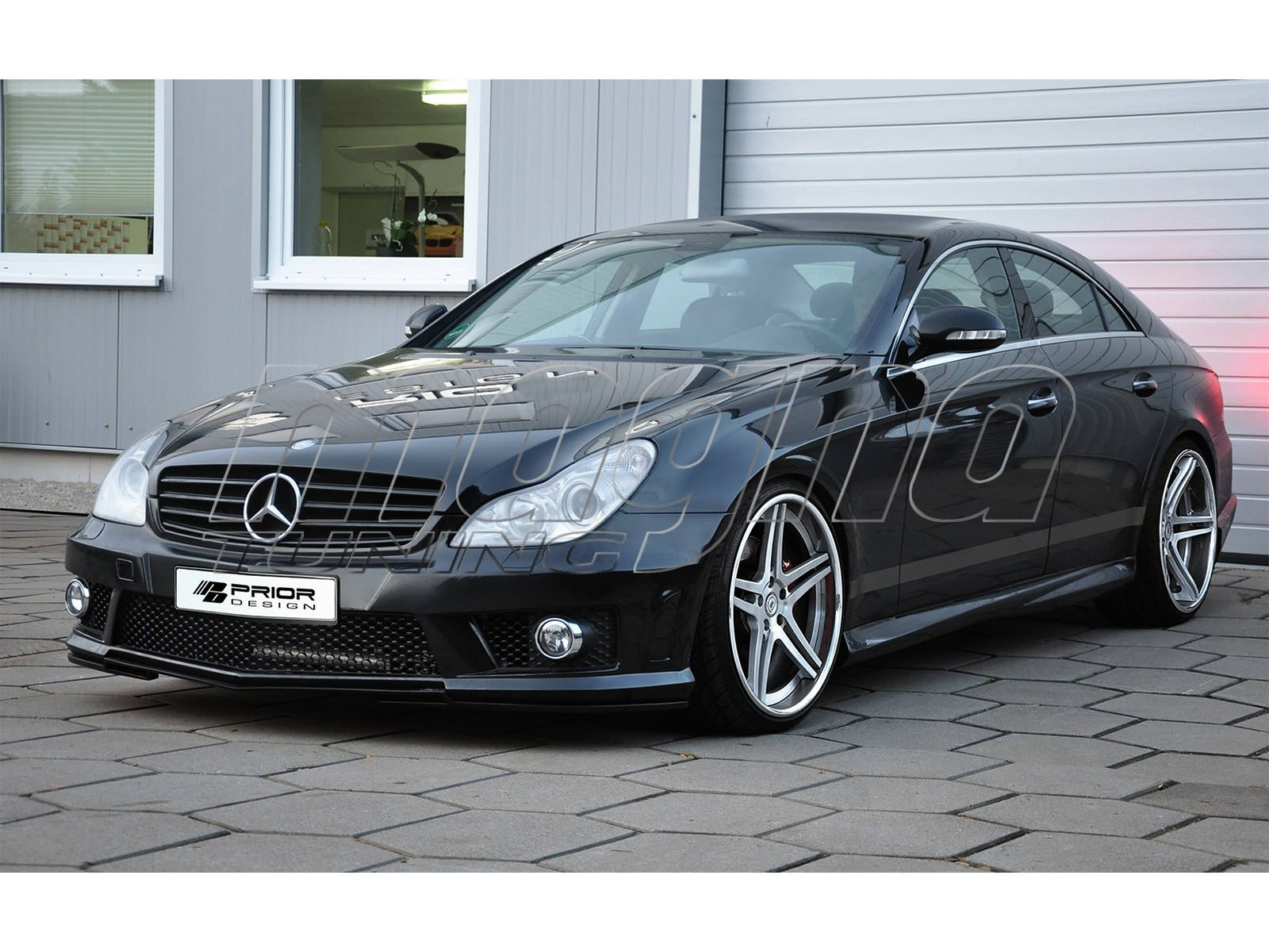 Mercedes Cls W219 Proteus Body Kit