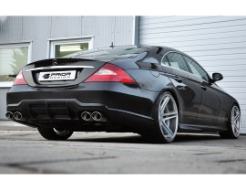 Mercedes CLS W219 Proteus Side Skirts