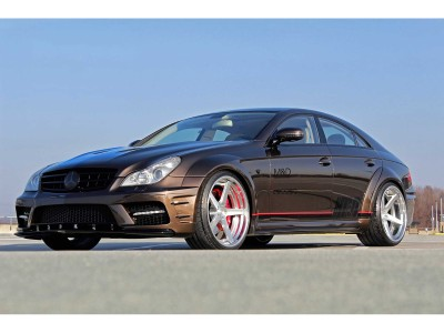 Mercedes CLS W219 Wide Body Kit Exclusive