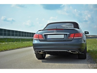Mercedes E-Class A207 / C207 MX Rear Bumper Extension