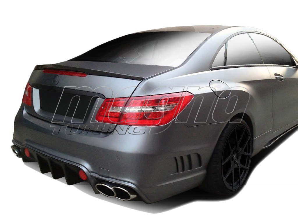 Mercedes E Class C207 Apex Body Kit