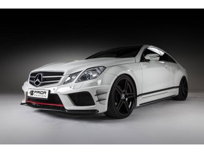 Mercedes E-Class C207 Black-Edition Wide Body Kit