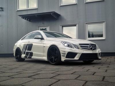 Mercedes E-Class C207 Body Kit Black-Edition