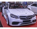 Mercedes E-Class C207 Wide Body Kit Black-Line