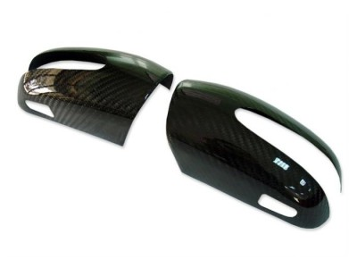 Mercedes E-Class W211 Exclusive Carbon Fiber Mirror Covers