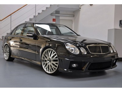 Mercedes E-Class W211 Exclusive Front Bumper