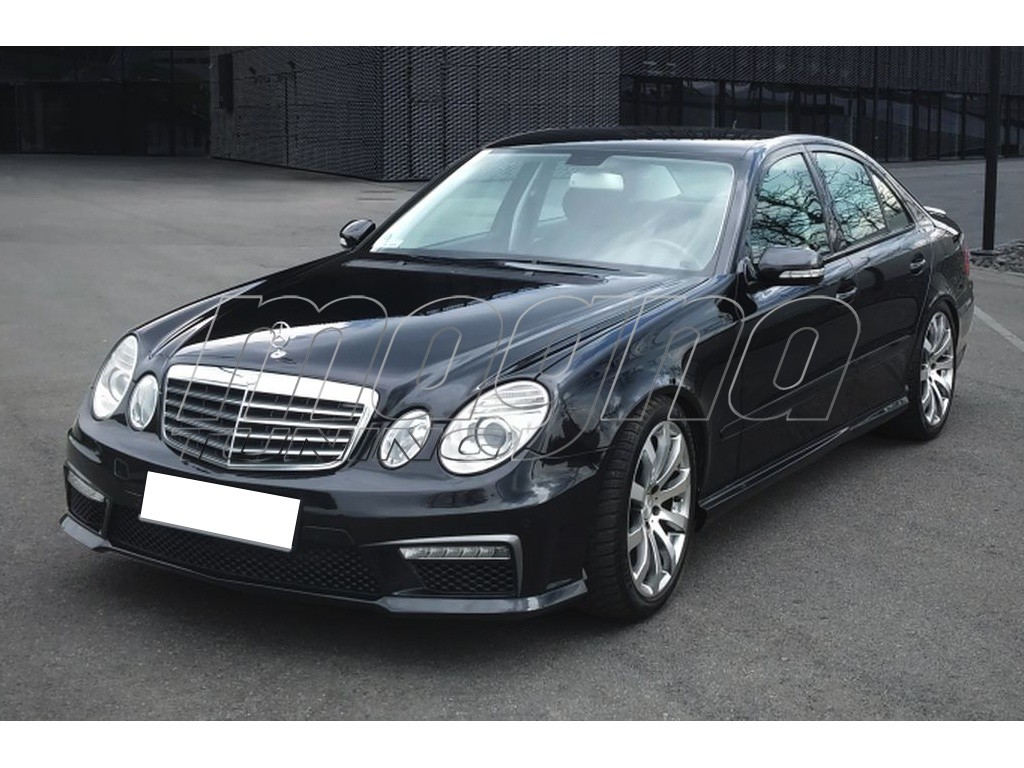 mercedes e class w211 facelift saturn body kit. Black Bedroom Furniture Sets. Home Design Ideas