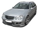 Mercedes E-Class W211 Facelift Verus-X Front Bumper Extension