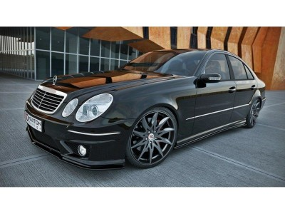 Mercedes E-Class W211 M2 Side Skirts