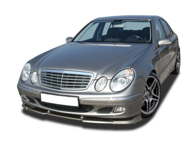 Mercedes E-Class W211 VX Front Bumper Extension