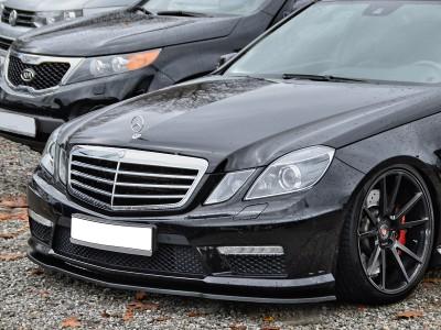Mercedes E-Class W212 C63 AMG Extensie Bara Fata Invido