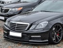 Mercedes E-Class W212 C63 AMG Invido Front Bumper Extension