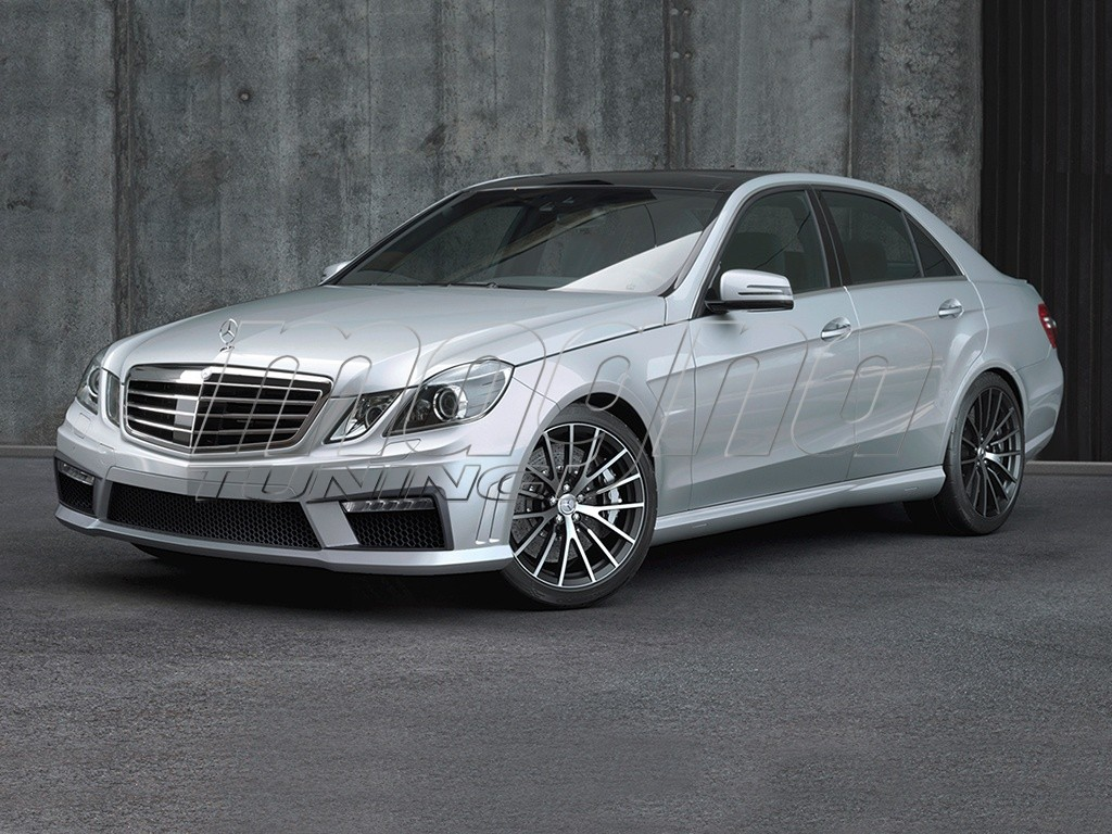 mercedes eclass w212 sx body kit