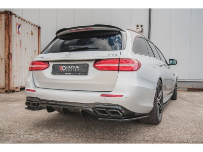 Mercedes E-Class W213 E63 AMG Master Rear Bumper Extension