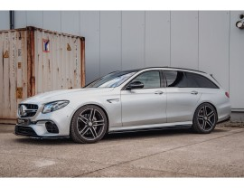 Mercedes E-Class W213 E63 AMG Master Side Skirt Extensions