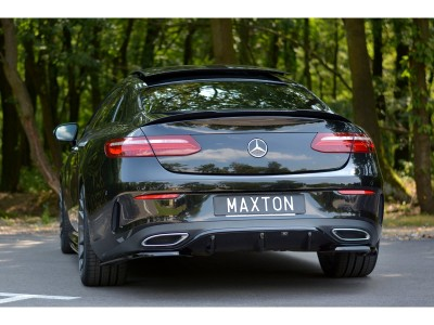 Mercedes E-Class W213 MX Rear Bumper Extension