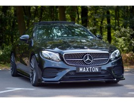 Mercedes E-Class W213 MX2 Front Bumper Extension