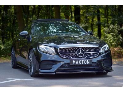Mercedes E-Class W213 MX2 Front Bumper Extension