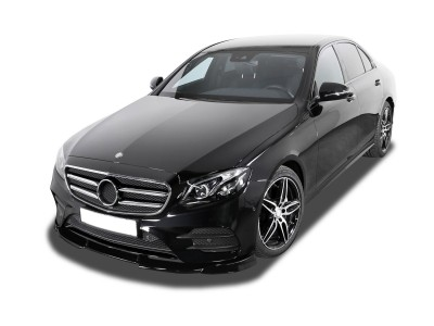 Mercedes E-Class W213 V2 Front Bumper Extension
