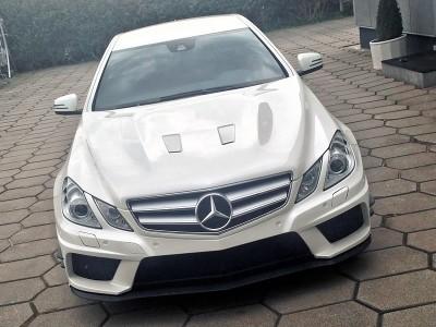 Mercedes E-Klasse C207 Black-Edition Frontstossstange