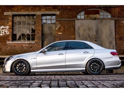 Mercedes E-Klasse W212 E63 AMG Matrix Seitenschwelleransatze