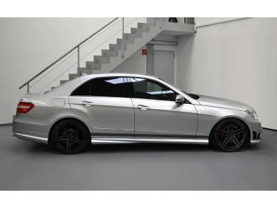 Mercedes E-Klasse W212 Exclusive Seitenschwellern