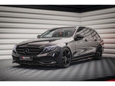 Mercedes E-Klasse W213 Matrix Seitenschwelleransatze