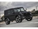 Mercedes G-Class W463 Exclusive Wide Body Kit