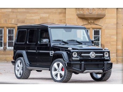 Mercedes G-Class W463 Wide Body Kit GTX