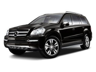 Mercedes GL-Class X164 Speed Running Boards