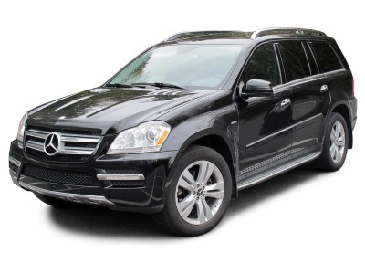 Mercedes GL-Class X166 Speed Running Boards