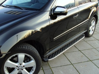 Mercedes GL-Klasse X164 Helios Trittbretter