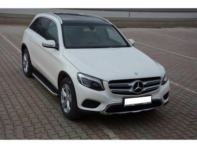 Mercedes GLC-Class Helios Running Boards