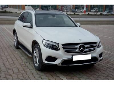 Mercedes GLC-Klasse Atos Trittbretter