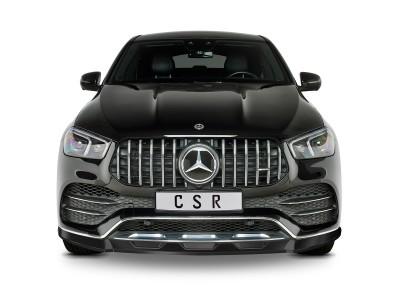 Mercedes GLE C167 Coupe Crono Front Bumper Extension
