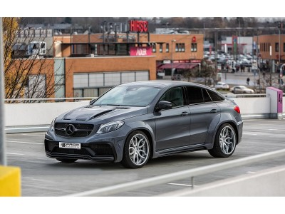 Mercedes GLE-Class Coupe C292 P2 Hood
