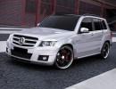 Mercedes GLK-Class X204 MX Front Bumper Extension