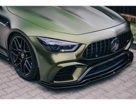 Mercedes GT 4-Door Coupe MX Body Kit