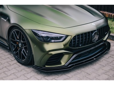 Mercedes GT 4-Door Coupe MX Body Kit