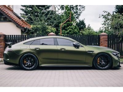 Mercedes GT 4-Door Coupe MX Seitenschwelleransatze
