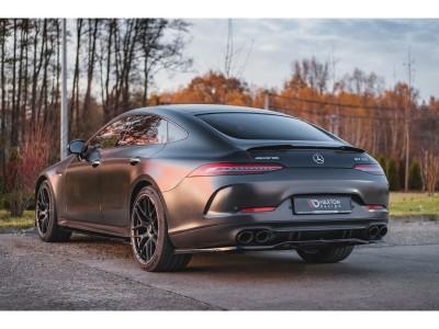 Mercedes GT 4-Door Coupe Matrix Rear Wing Extension