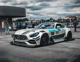 Mercedes GT MX Wide Body Kit