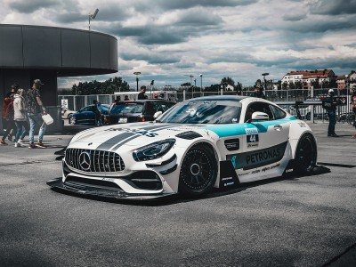 Mercedes GT MX Wide Body Kit