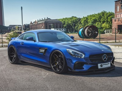 Mercedes GT P2 Body Kit
