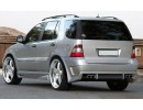Mercedes ML W163 BSX Side Skirts