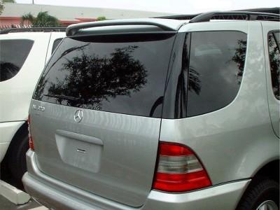 Mercedes ML W163 MX Rear Wing